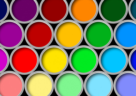 Significance of different colors in color therapy
