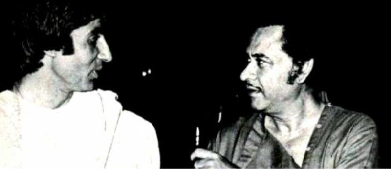 Amitabh Bachchan remembers Kishore Kumar on 90th birth anniversary