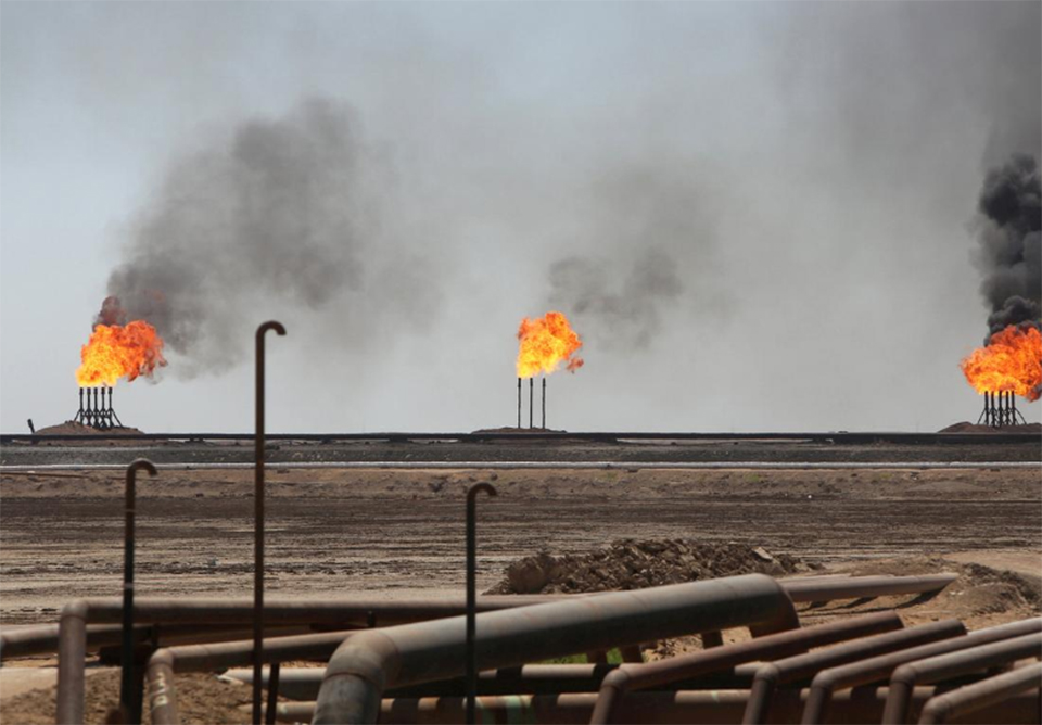 Oil prices climb as Middle East tensions simmer