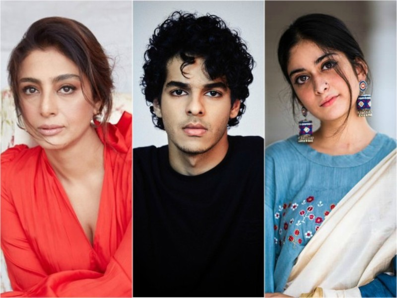 Ishaan Khatter, Tabu and Tanya Maniktala in Mira Nair's next work