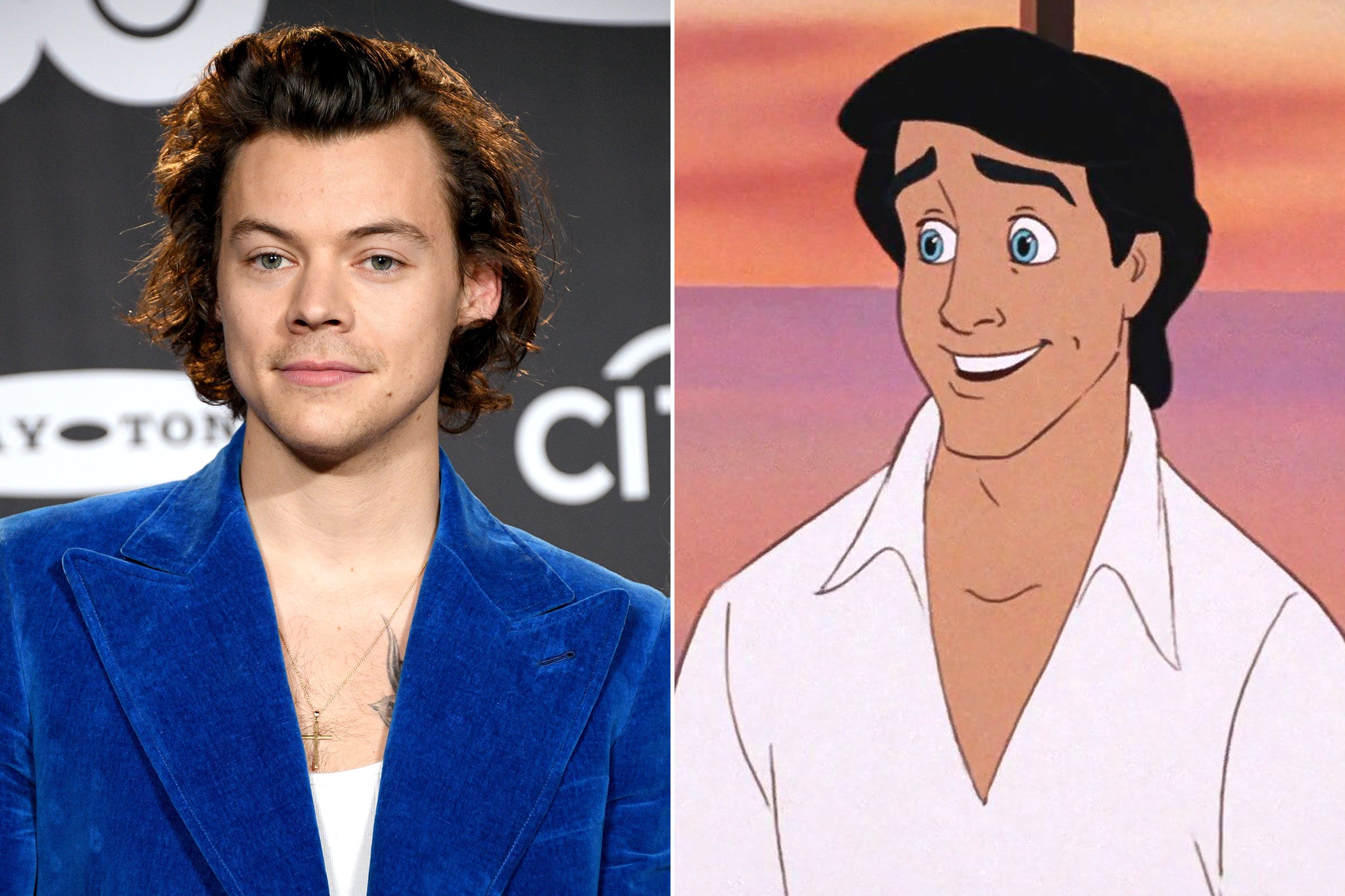 Harry Styles turns down Prince Eric role in ' The Little Mermaid' live-action