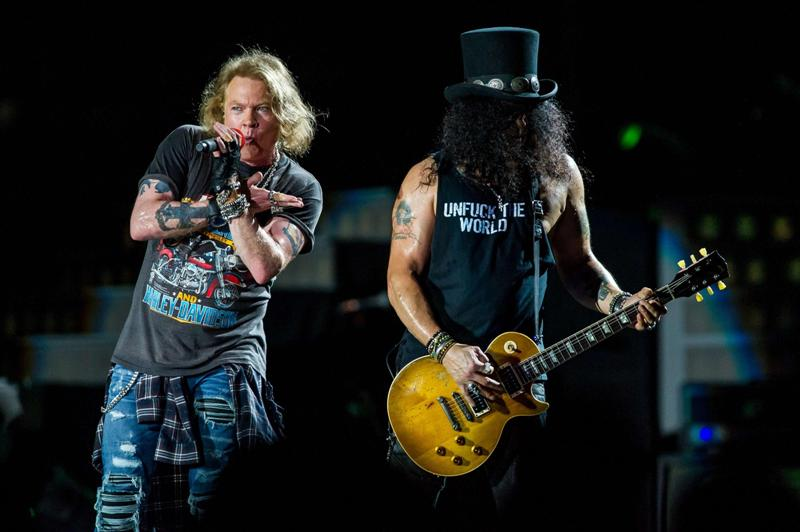 Guns N' Roses announce new dates for 2019 tour