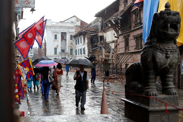 Monsoon to take one week more to enter Nepal