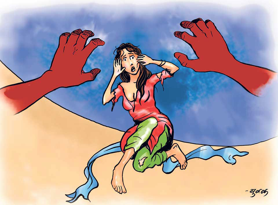 Rape cases increase in Karnali State
