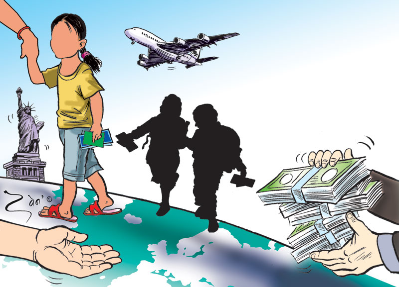Girls more vulnerable as human traffickers find it easy to lure them