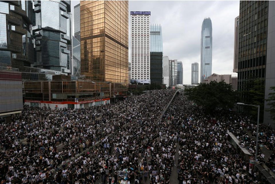 Why proposed changes to Hong Kong's extradition law are fuelling protests