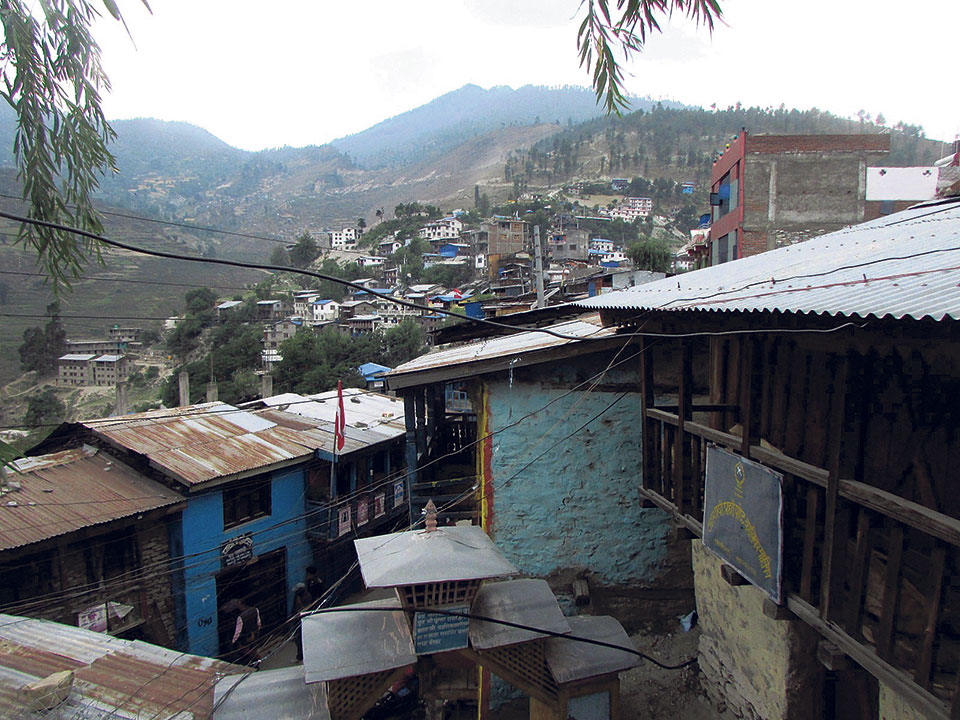 Water crisis worsens in Mugu towns
