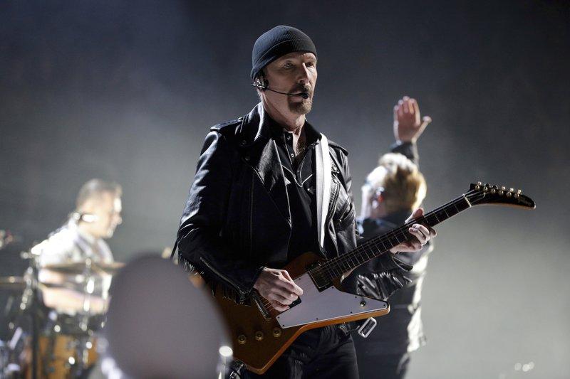 U2 guitarist won't get to build mansions on Malibu hillside