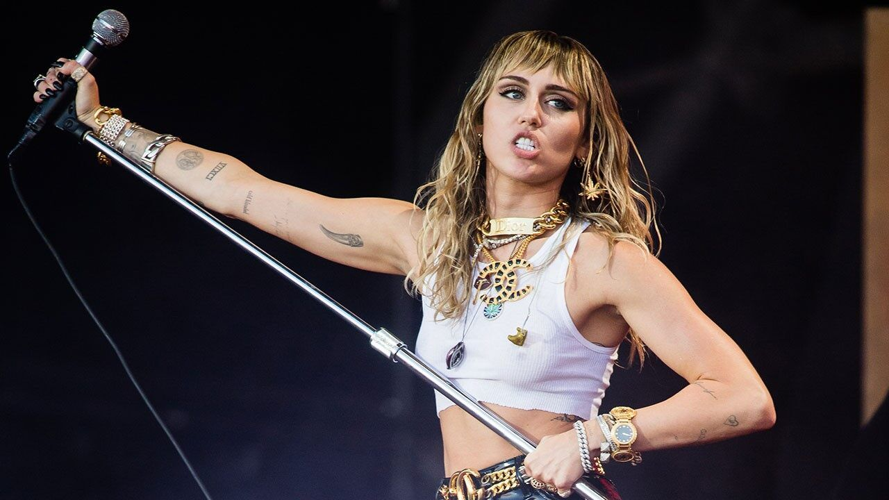 Miley Cyrus latest star to abandon Woodstock 50
