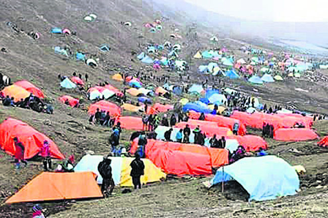 Three Yarshagumba pickers die in Dolpa
