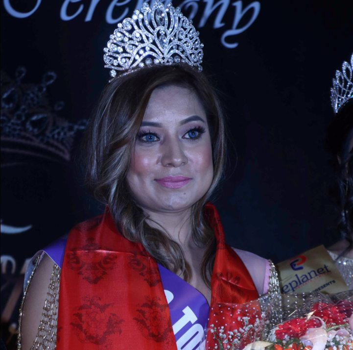 Alina Tuladhar to represent Nepal in 'Mrs Top the World 2019'