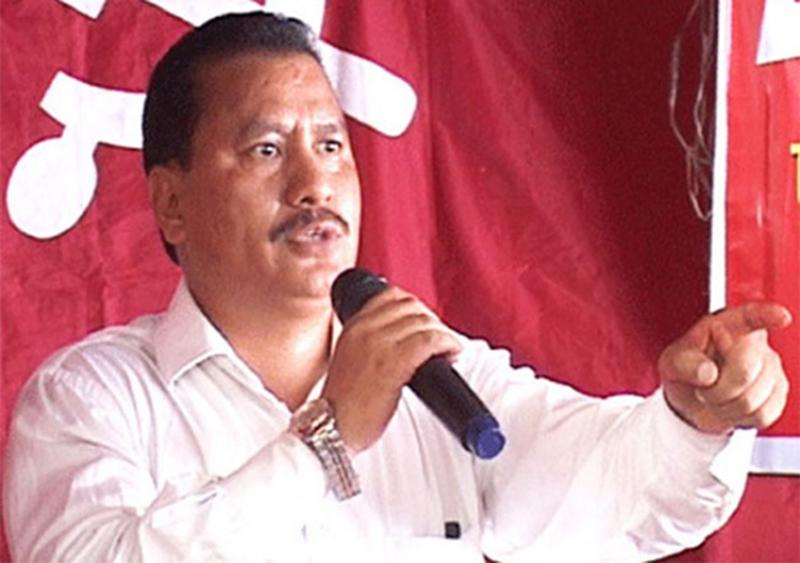 Chand's men on extortion drive in Surkhet