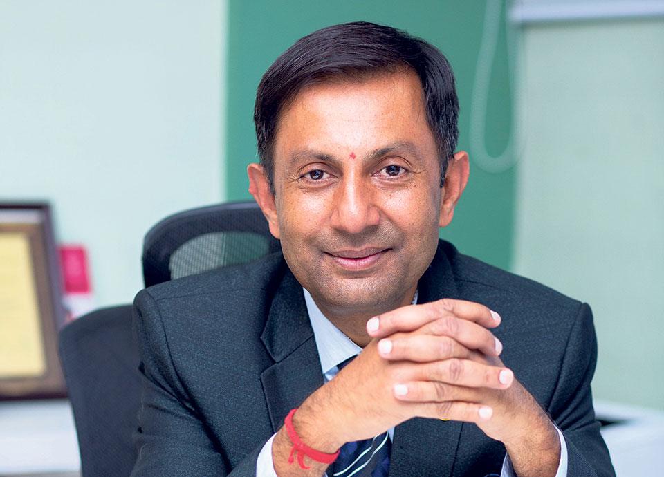 Citizens Bank International appoints Ganesh Pokharel CEO