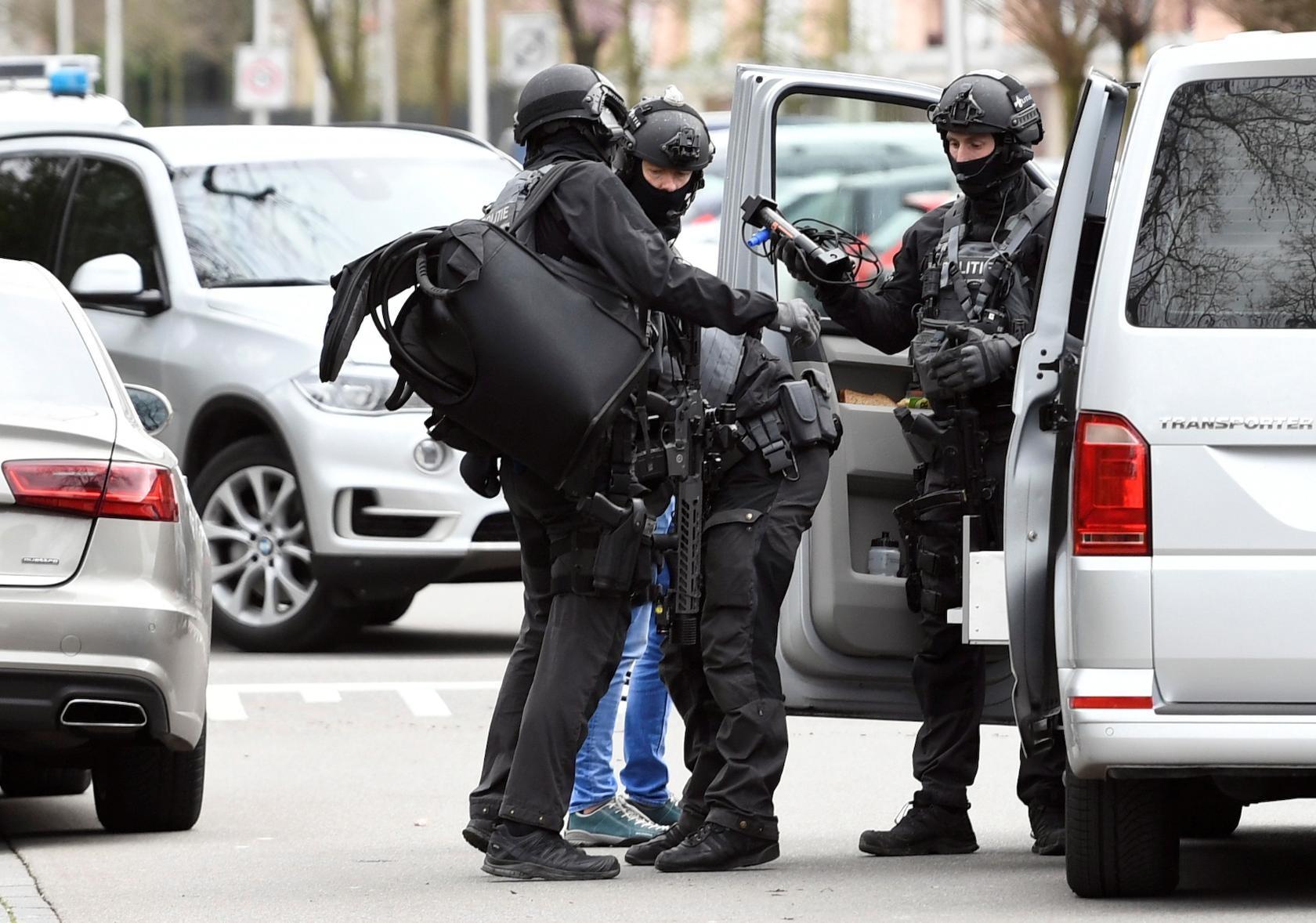 Three dead, nine injured in Utrecht shooting: Mayor