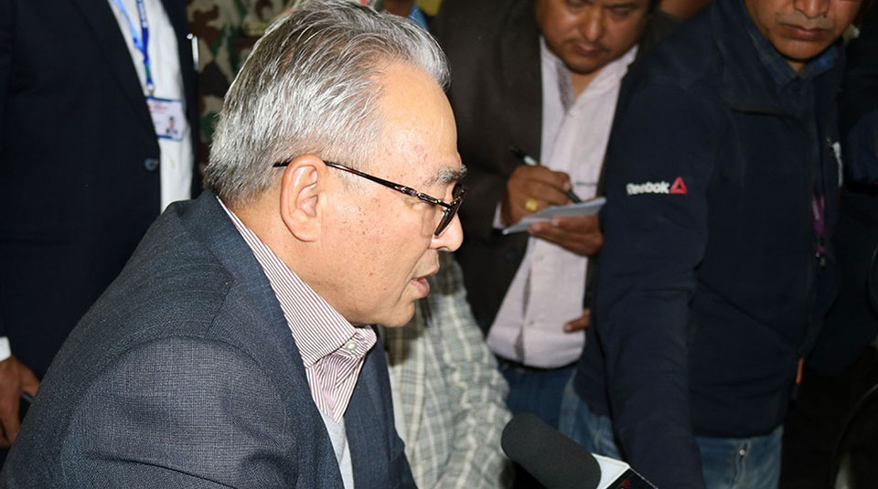 We will find Nirmala's killers at any cost: Home Minister Thapa