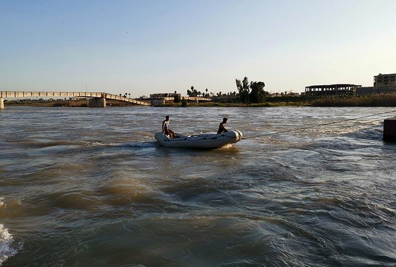 Ferry capsize kills nearly 80 in Iraq's Mosul - medics