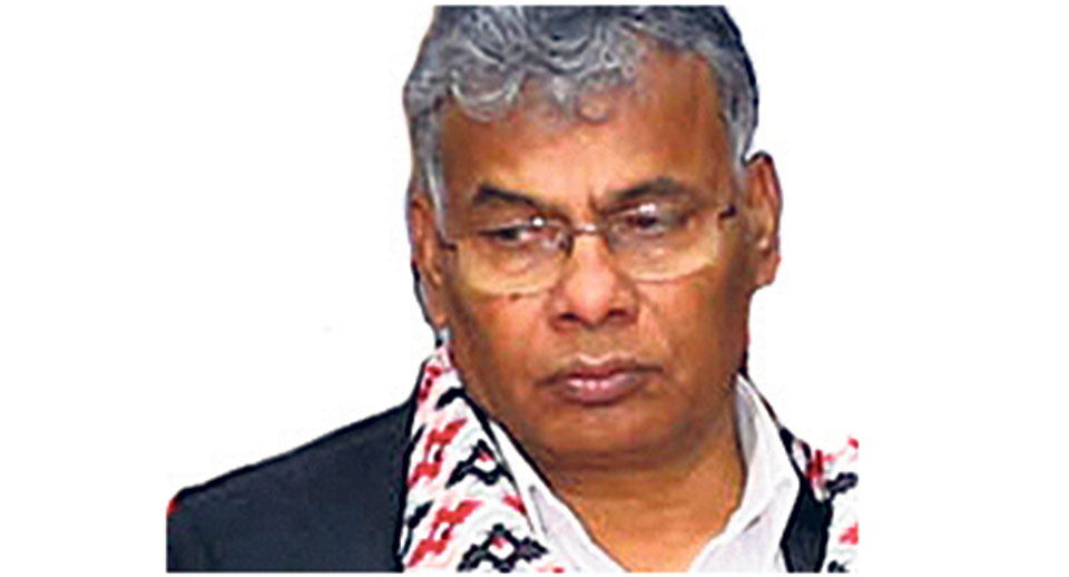Minister Yadav becomes emotional about his likely dismissal from cabinet