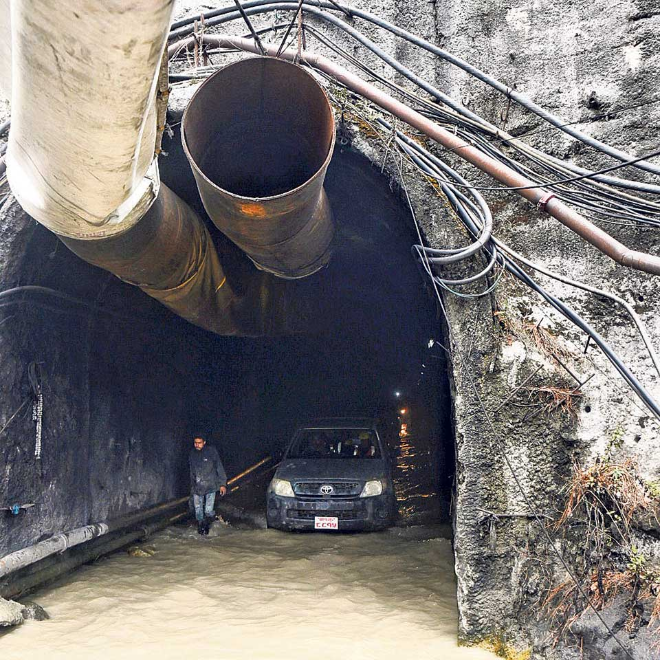 Uncertainty surrounds Melamchi project due to minister's inaction