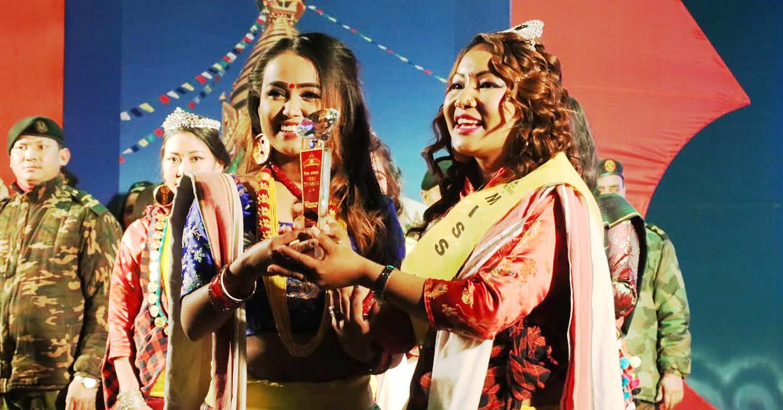 Sarita Crowned as 'Miss Tamang 2019'