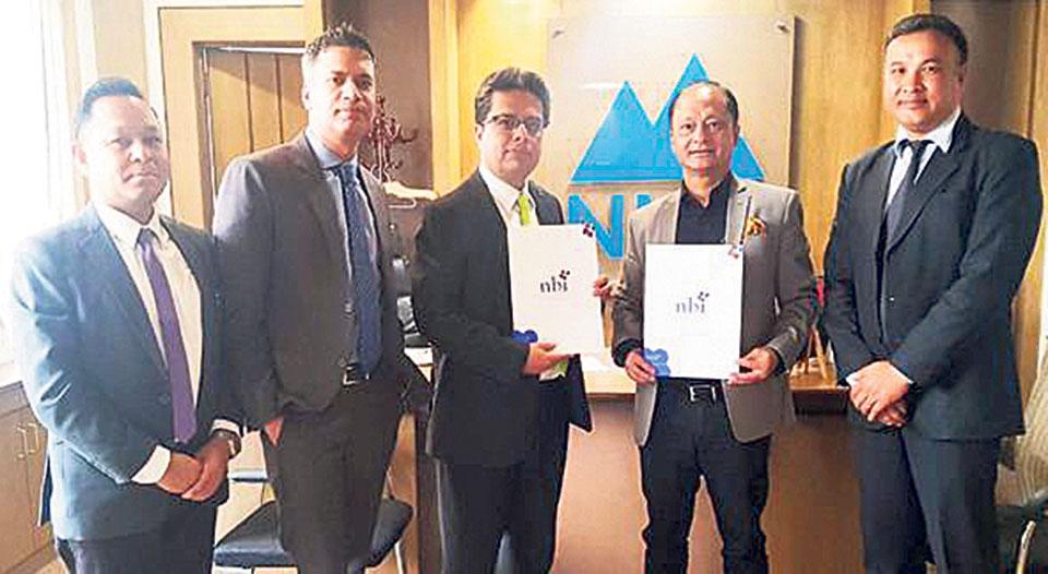 NMB, NBI joinhands for financial literacy program