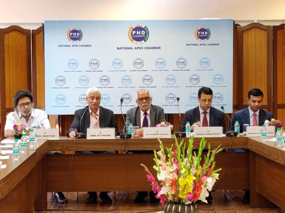 Nepal's closeness with China not at India's expense: Ambassador Acharya