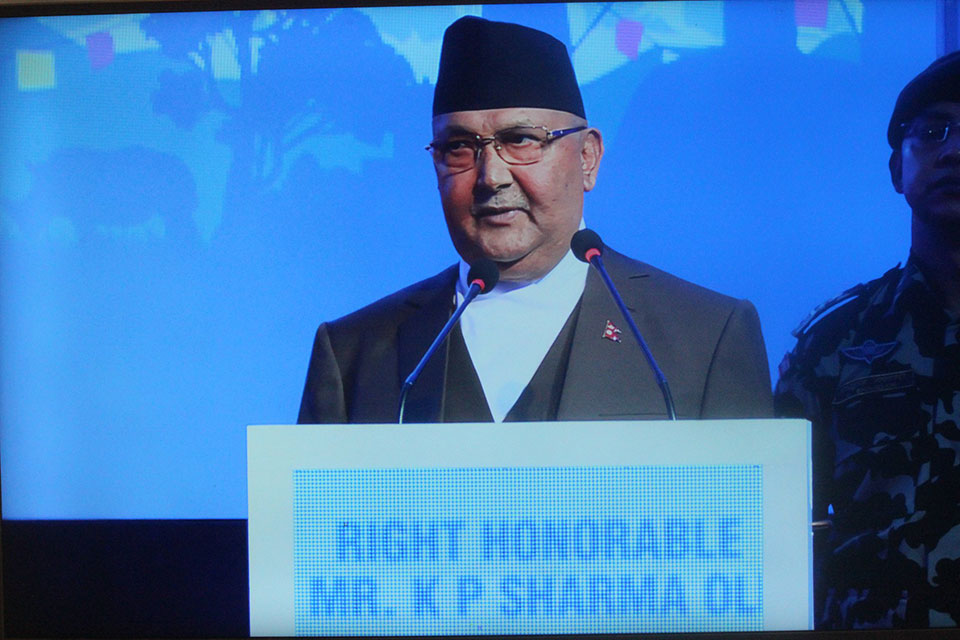 Development agenda, foreign investment enjoy national consensus in Nepal : PM Oli (Full text of Prime Minister's speech) - Nepal Investment Summit 2019