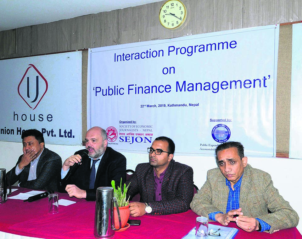 Stakeholders see public finance management challenge for fiscal federalism