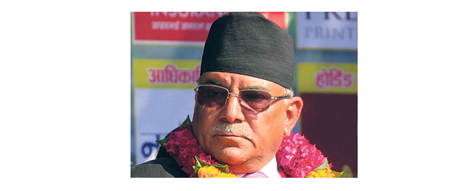 Dahal says Chand outfit planned to assassinate him