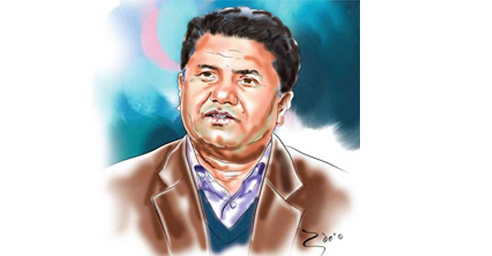 Bamdev Gautam's Pokhara visit sparks by-poll debate