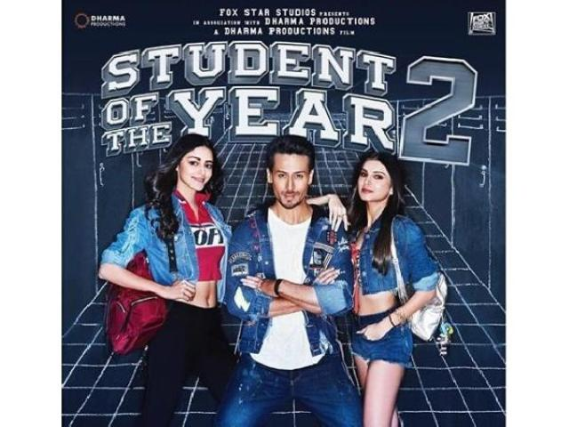 There is flavor of original in 'Student of the Year 2', says Tiger Shroff