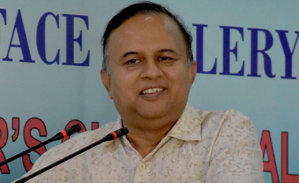 State-5 for green revolution: CM Pokharel