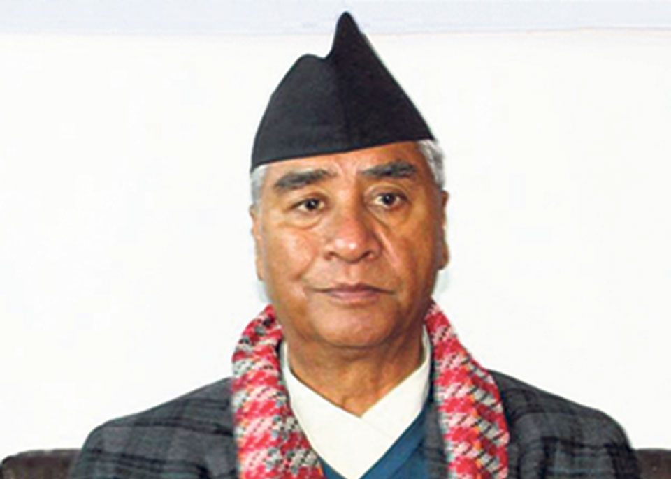 Feeling cornered, Deuba in last ditch attempt at consensus