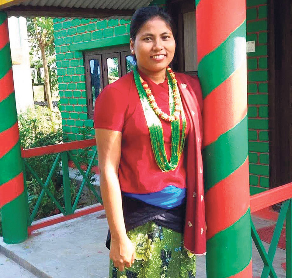 Only sky is the limit for young Sunaina