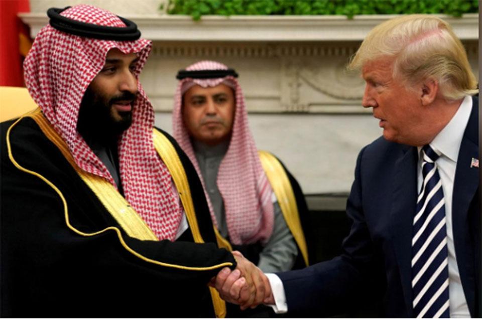 U.S. approved secret nuclear power work for Saudi Arabia