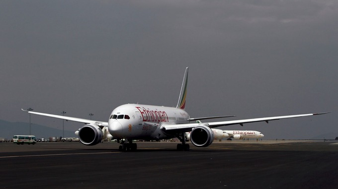 Ethiopian Airlines says flight has crashed with 157 on board