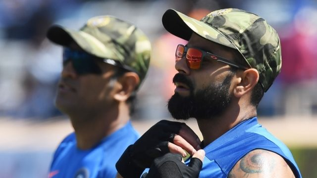 Pakistan wants ICC action against India for wearing military cap