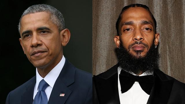Barack Obama writes  heartfelt tribute to Nipsey Hussle
