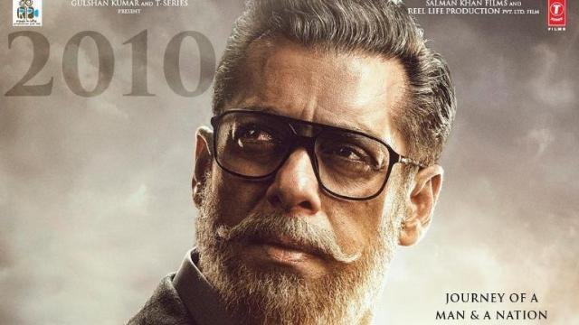 Salman Khan's first look from 'Bharat' is as intense as it gets