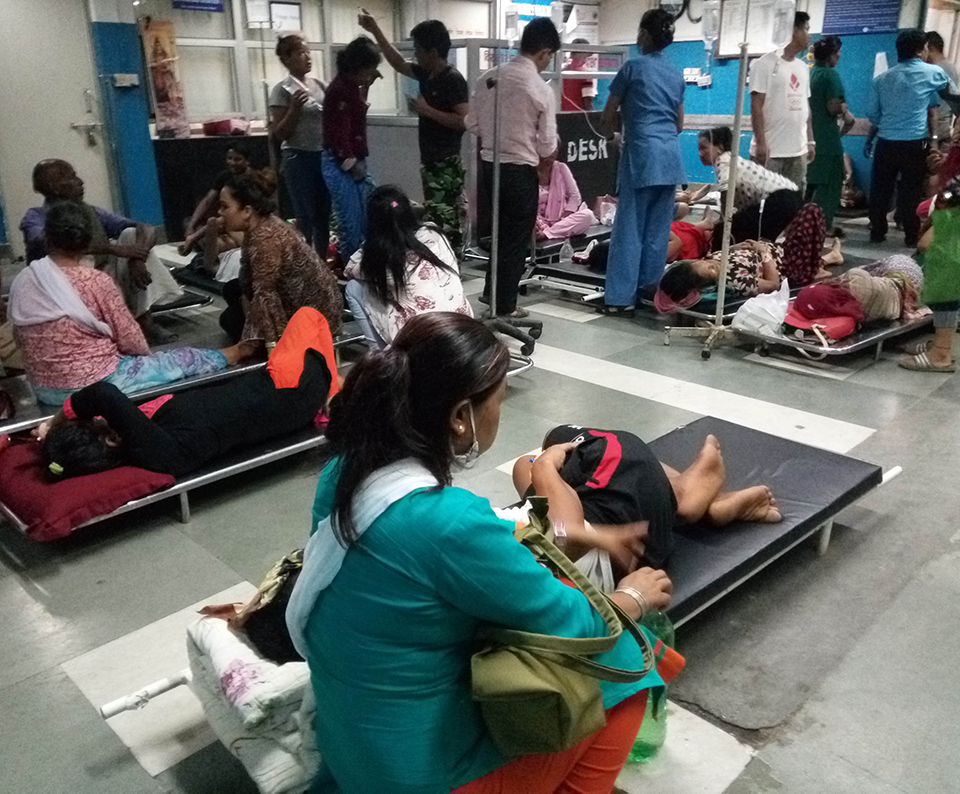 Shortage of nurses affects BPKIHS services