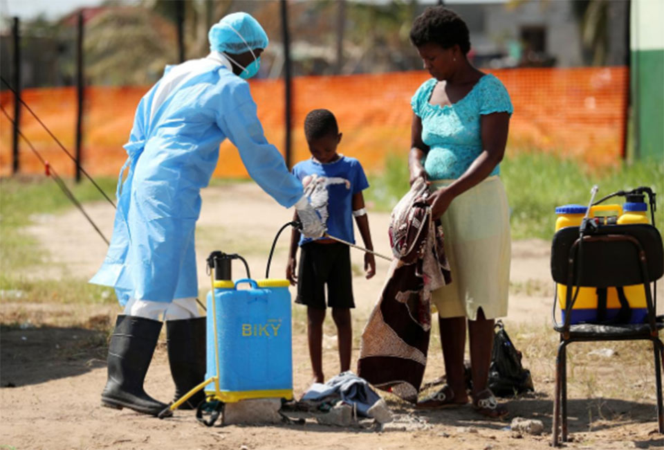 Cholera cases jump to 138 in Mozambique's Beira after cyclone