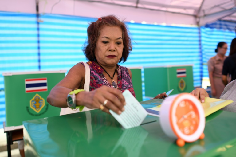 Thais go to polls in first general election since 2014 coup
