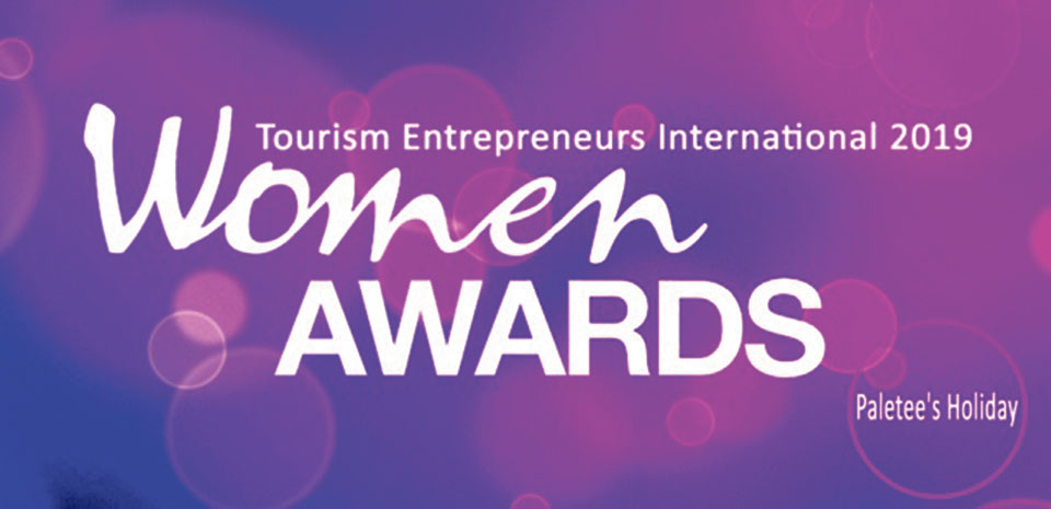 Six women tourism entrepreneurs honored by Paletee's Holiday
