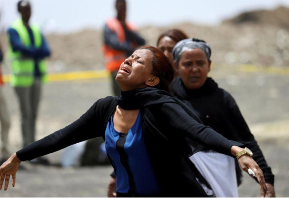 Suspicion and strife strain Ethiopian plane crash probe