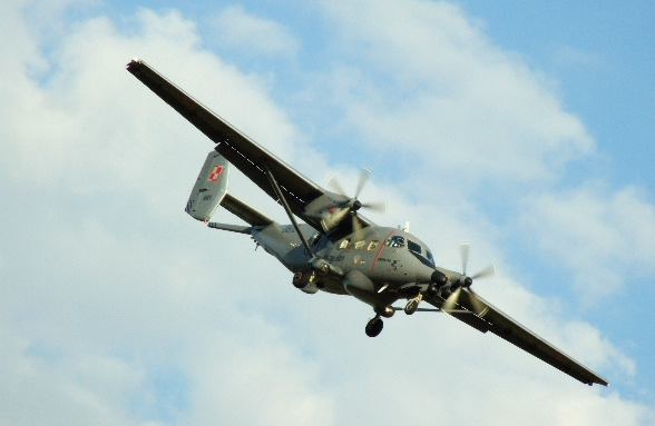 U.S. DoD to gift four M28 aircraft to Nepal Army