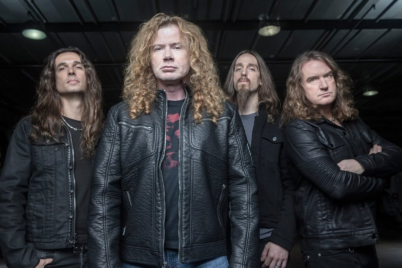 Heavy metal band Megadeth to open Illinois State Fair