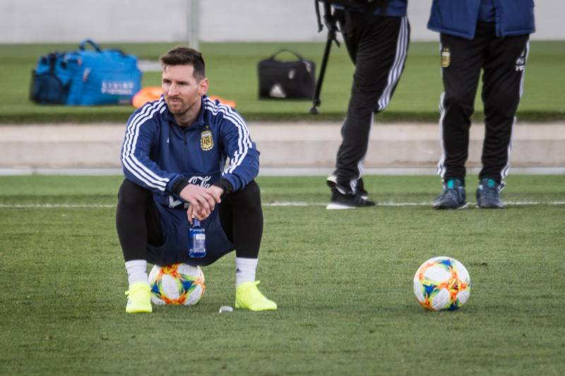 Lionel Messi bogged down by 'emotional fatigue', says Cesar Luis Menotti