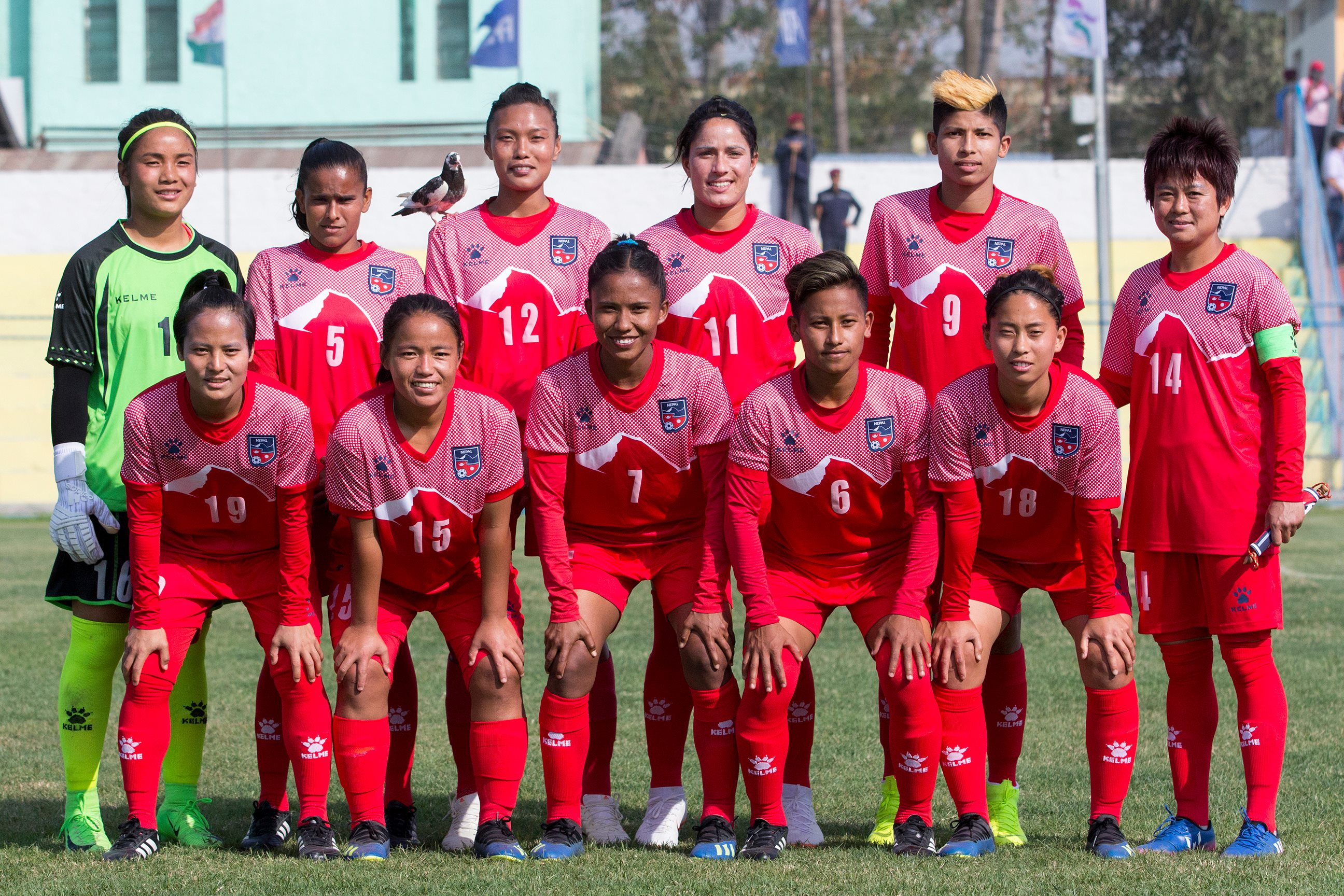 ANFA announces Rs 100,000 prize to women SAFF football players