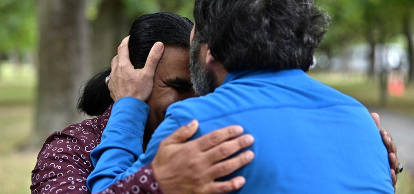'You are safe now': moments of heroism in Christchurch massacre