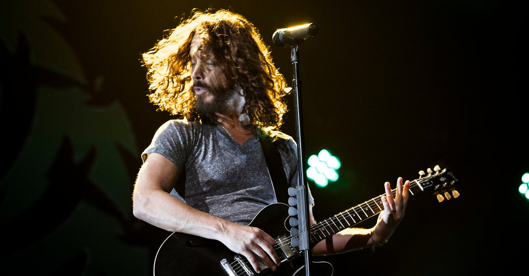 Fans petition to name black hole after Soundgarden's Chris Cornell