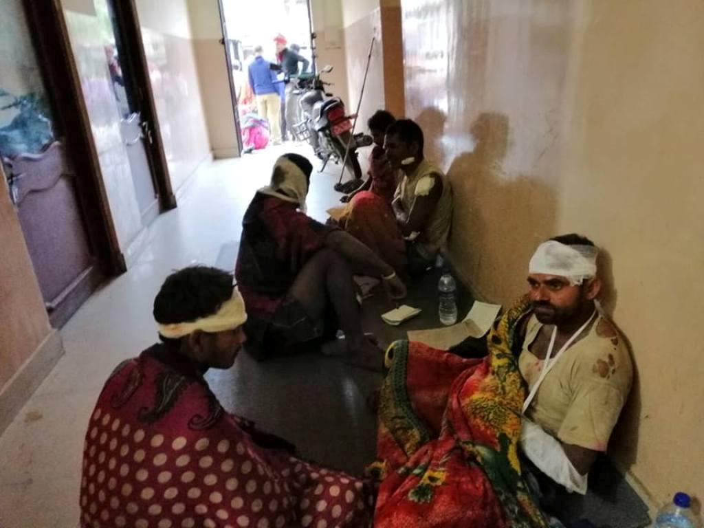 Six injured in Bara storm airlifted to Kathmandu